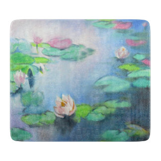 Dreams of Giverny, Glass Cutting Board