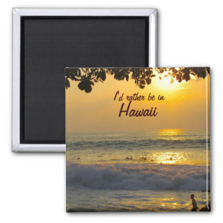 Dreams of Hawaii Magnet