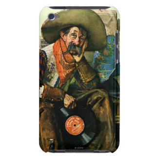 Dreams of Long Ago iPod Touch Case-Mate Case