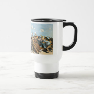 Dreams of Wall Street - The Bull Market Coffee Mug