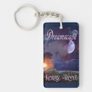 Dreamscape Designer Keychain