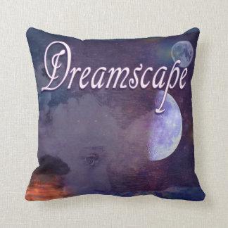 Dreamscape Designer Throw Pillow