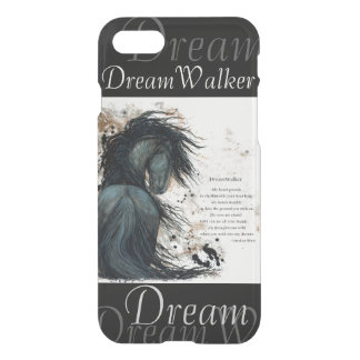 DreamWalker Friesian Black Horse Cell Case Bihrle