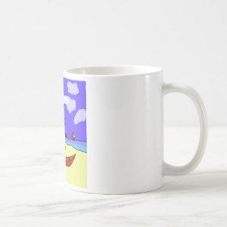 Dreamy Beach Coffee Mug