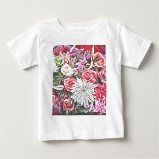 Dreamy Blossoms 1 Baby T-Shirt