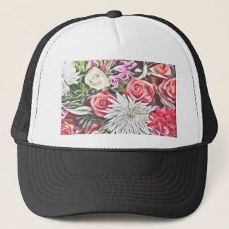 Dreamy Blossoms 1 Trucker Hat