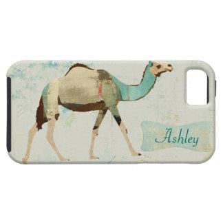 Dreamy Blue Camel  iPhone Case