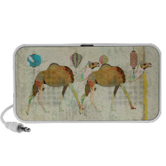 Dreamy Camel Doodle Speaker