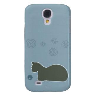 Dreamy Cat  Galaxy S4 Case