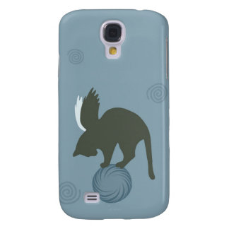 Dreamy Cat  Galaxy S4 Covers