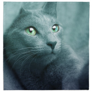 Dreamy Cat Napkin