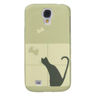 Dreamy Cat  Samsung Galaxy S4 Case