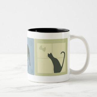 Dreamy Cats Coffee Mug