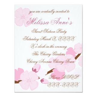 Dreamy Cherry Blossom Card