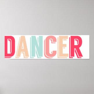 Dreamy Dancer Poster