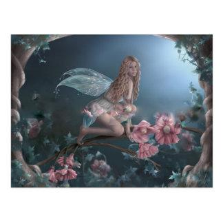 Dreamy Fairy Postcard
