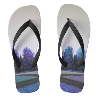 Dreamy Forest Thongs