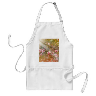 dreamy girly floral nature photo lovely art decor aprons