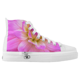 Dreamy High Top Shoes Printed Shoes