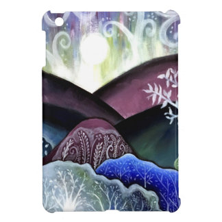 Dreamy Moonlit Landscape iPad Mini Covers