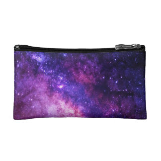 Dreamy Night Sky Cosmetic Bag