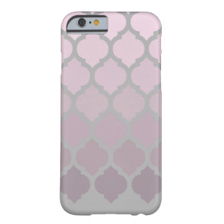 Dreamy Shades of Mauve, Geo Phone Case | Ombré