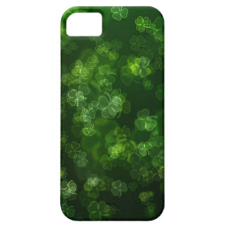 Dreamy Shamrocks Abstract iPhone 5 Cover