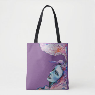 Dreamy Woman Tote Bag