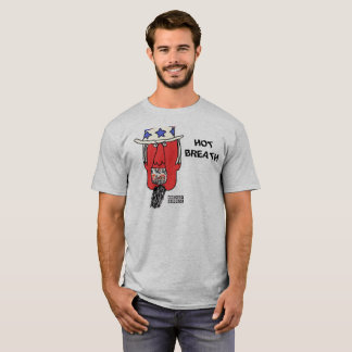 DreamySupply Bad Breath Uncle Sam Pop Art T-Shirt