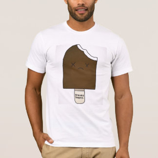 DreamySupply Bite Me Men's White T-Shirt