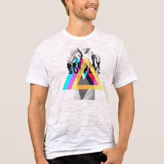 DreamySupply. California Girl Men's Burnout T-Shirt