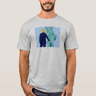 DreamySupply Donald Trump USA T-Shirt