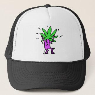 DreamySupply Going Green Pop Art Snapback Trucker Hat