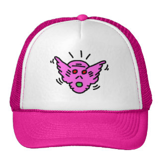 DreamySupply Purple Demon Pop Art Womens Cap
