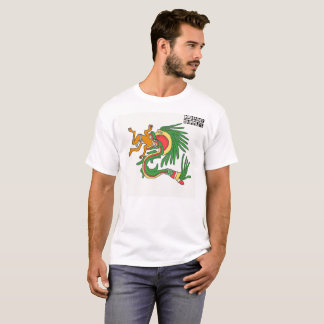 DreamySupply The Savage Dragon White T-Shirt