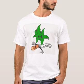DreamySupply Tobacco Kills White T-Shirt