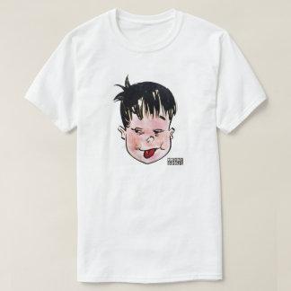 DreamySupply Tongue Out Men's White T-Shirt