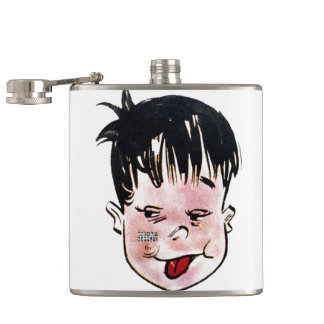 DreamySupply Young Rebel Flask