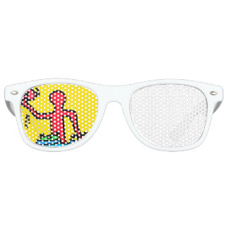 DreamySuppy DJ Pop Art Retro Adult Party Shades