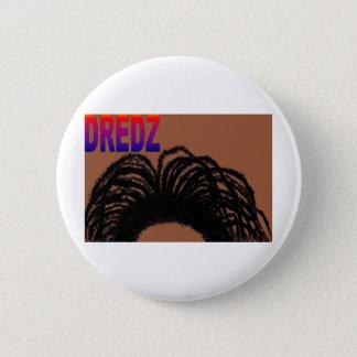 dredz 6 cm round badge