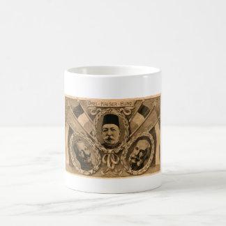 Drei Kaiser Bund Classic White Coffee Mug