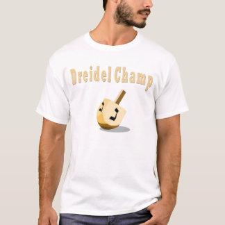 Dreidel Champ T Shirt