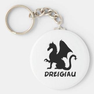 Dreigiau Keychain