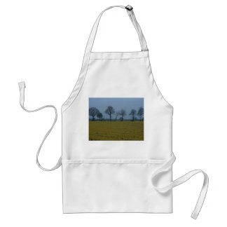 Drenthe - Yellow Grass with Trees Standard Apron