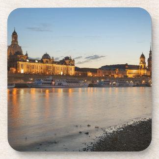 Dresden Elbe view Coaster