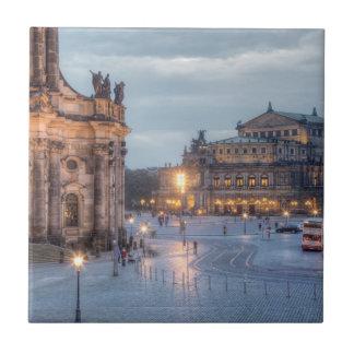 Dresden Semper Oper Ceramic Tile