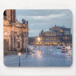 Dresden Semper Oper Mouse Pad