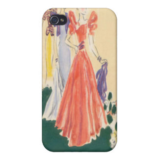 Dress Ball Fashion Speck iPhone 4 Case