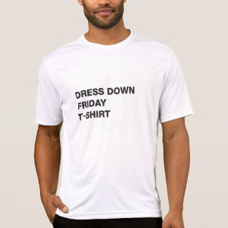 Dress Down Friday