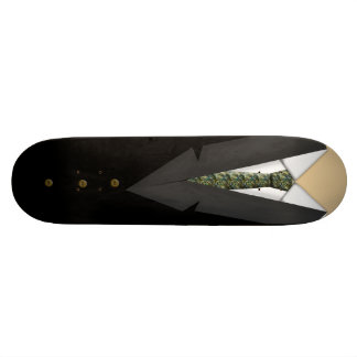 Dress for Success Skate Board